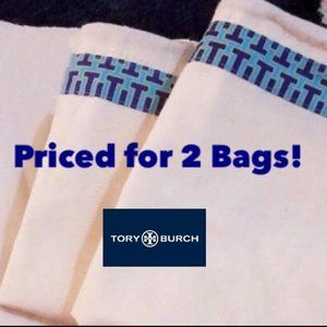 NEW TORY BURCH DUSTBAGS (2)